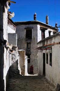 Buddhist Monastery, Tibet