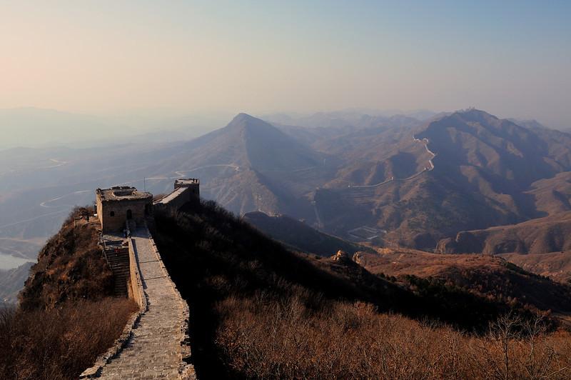 Great Wall of China,<br /> Simatai, China