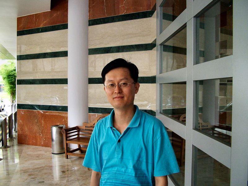Heywood Ryoo, region revenue recovery coordinator