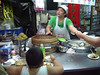 Dumplings and soup<br /> Keelung, Taiwan
