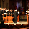 Taken By: Kimberly Marshall<br /> Choir Practice in Christchurch Cathedral