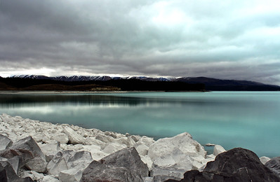 Lake Tekapo Lake Tekapo NZ By: Ciara Mulvaney