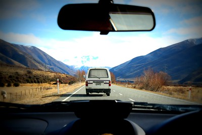 En Route to Queenstown, New Zealand Taken By: Ciara Mulvaney