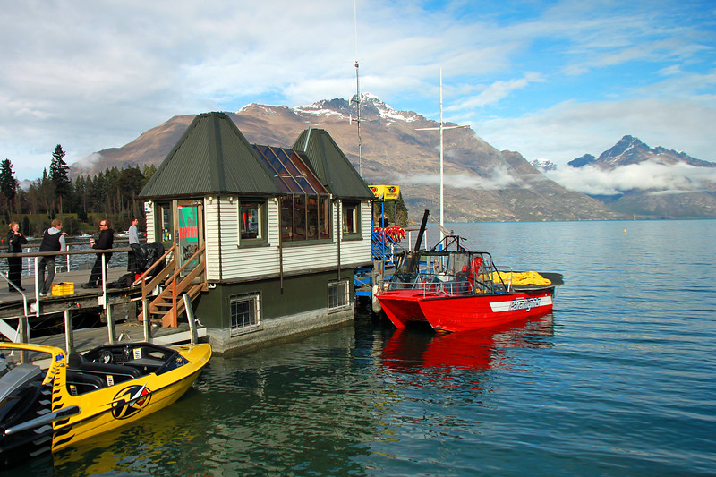 Queenstown Boat Tours<br /> Taken By: Kimberly Marshall