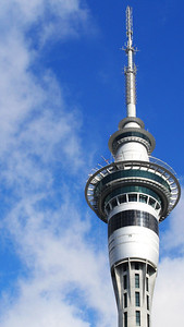 Sky Tower of Auckland Taken By: Ciara Mulvaney