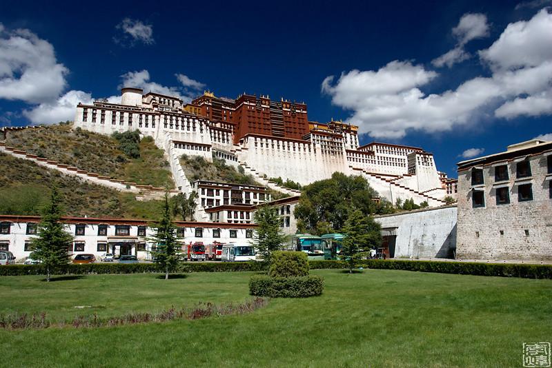 神奇的布达拉宫(The Polata Palacem Tibet, China)