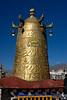 大昭寺(daozhao temple, lasha, tibet, china)