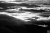 航拍中甸清晨的云