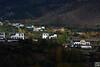 得荣出来的茨巫村,卡贡村藏寨风光