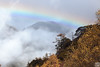 远处的彩虹, 冲古寺