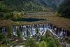 九寨诺日朗瀑布(Nuorilang fall, jiuzhai, sichuan, china)