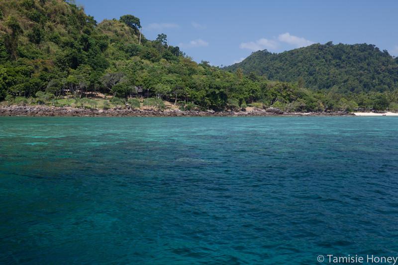 Ko Nga Island - nature reserve