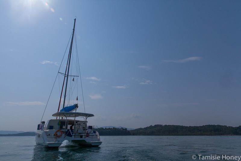 Laidaeng's final anchorage