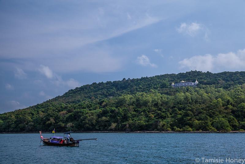King's Summer Residence, Laem Hang Nak