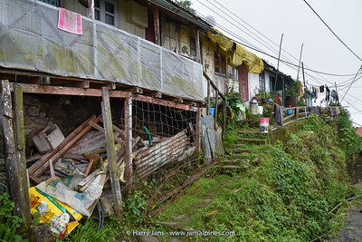 the outskirts of Darjeeling
