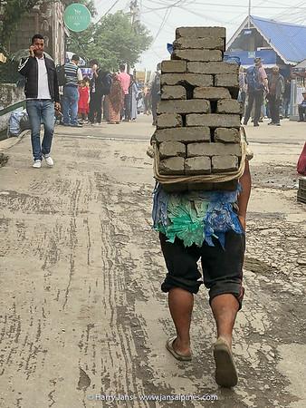heavy load!