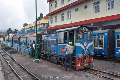 Darjeeling Himalayan Railway (DHR) is UNESCO World Heritage