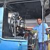 old steam locomotive Darjeeling Himalayan Railway (DHR) Toy Train