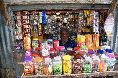 Little shop in Darjeerling