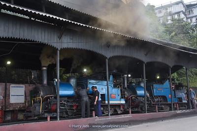 old steam locomotives Darjeeling Himalayan Railway (DHR)Toy Train