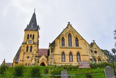 St. Andrew's Church, 1843 (rebuild 1873)
