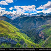 Armenia - Mountains of Vayots Dzor - Deep Valleys and Rugged Peaks on the way to Tatev Monastery