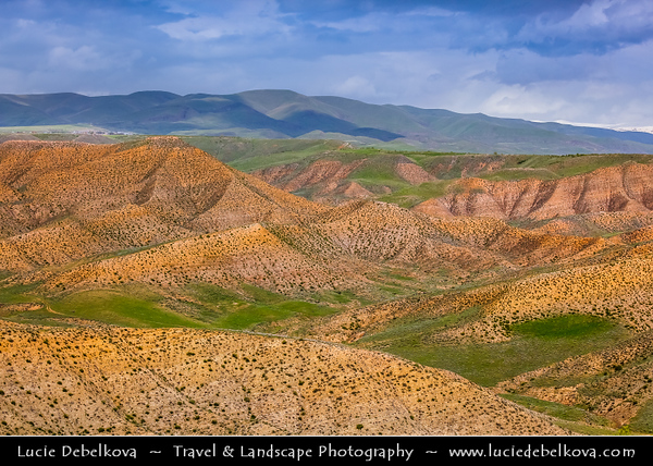 Armenia - Geghama mountains - Ghegam Ridge - Gegam - Գեղամա լեռնաշխթա