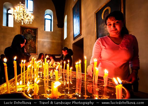 Armenia - Mother Cathedral of Holy Etchmiadzin - Echmiadzin - Մայր Տաճար Սուրբ Էջմիածին - Mayr Tajar Surb Ejmiatsin -  Holy Mother of God Church - UNESCO World Heritage Sites