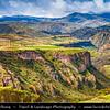 Armenia - Valley of Basalt Columns in mountains of Vayots Dzor
