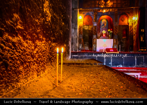Armenia - Sevanavank - Սևանավանք - Sevan Monastery - Monastic complex located on a peninsula at the northwestern shore of Lake Sevan in the Gegharkunik Province