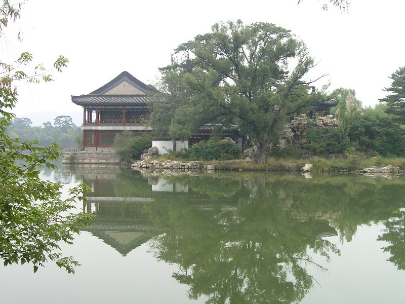 Lakeside Palace, Chengde Mountain Resort