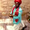 Street Musician - Jaipur, India