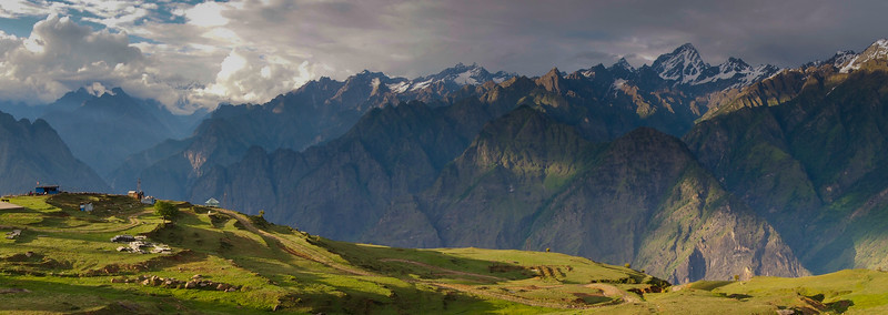 Auli, Himalayas