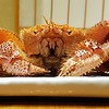 Japanese food: crab as hors d'oevre