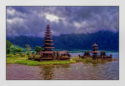Temples, Bali, 1995
