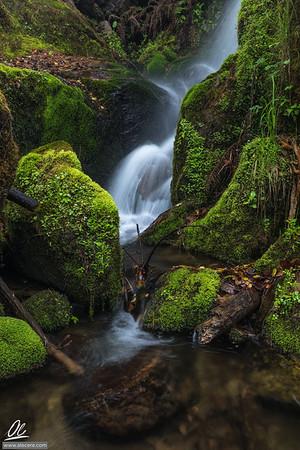 Emerald fall