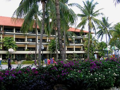 Shangri-la Hotel Kota Kinabula