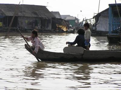 Cambodia - Floating Village