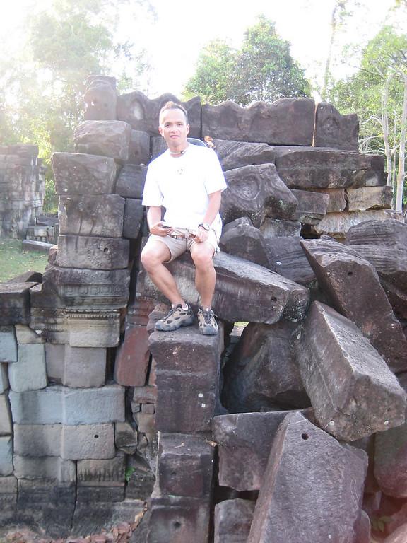 Banteay Prei (Angkor Wat Temple Complex)