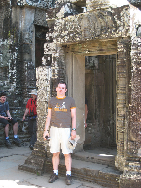 Bayon (Angkor Wat Temple Complex)
