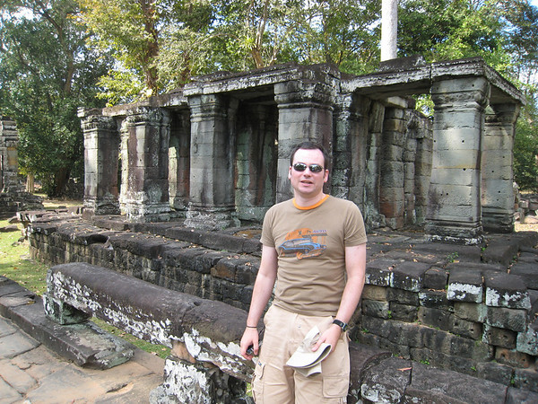 Benteay Kdei (Angkor Wat Temple Complex)