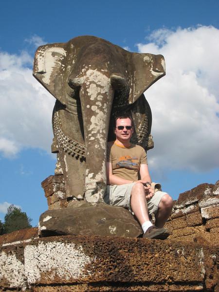 East Mebon (Angkor Wat Temple Complex)