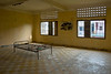 Second floor classrooms were used for mass detentions.