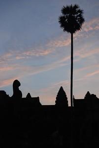 Sunrise, Angkor Wat Siem Reap