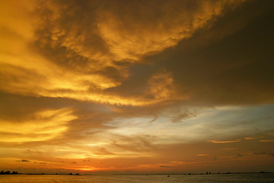 Sihanoukville - William Turner Sky