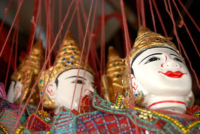 Siem Reap Market, Cambodia 2007