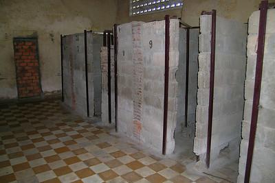 Security Prison 21 - Prison Cells
