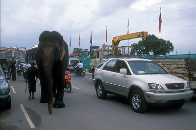 Phnom Penh - Means Of Transportation