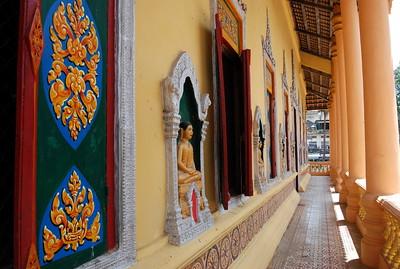Buddhist Temple, Phnom Penh