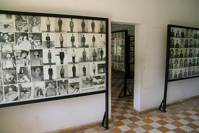 Security Prison 21 - Portraits of Prisoners